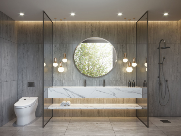 Concept Bathroom Design